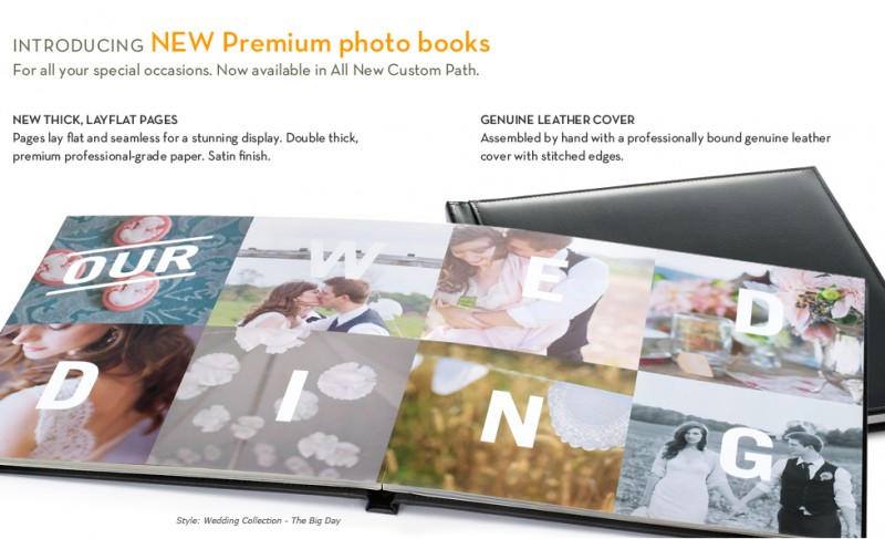 utter蝇 Premium Lay Flat Photo Book