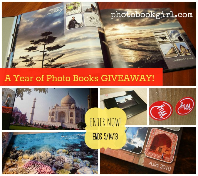 Mother's Day Photobookgirl Giveaway 2013 Title