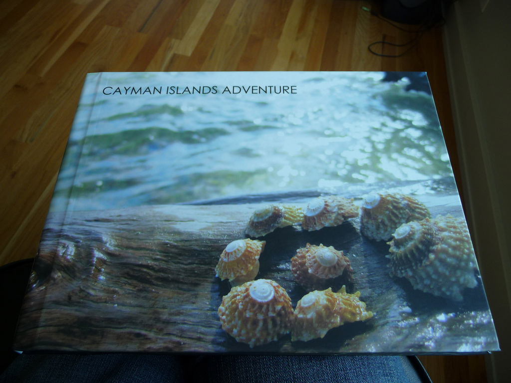 Caymans MyPublisher cover