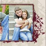 photo wedding invitations