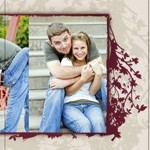 photo wedding invitations