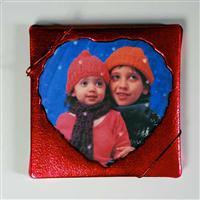 ritzpix personalized chocolate heart