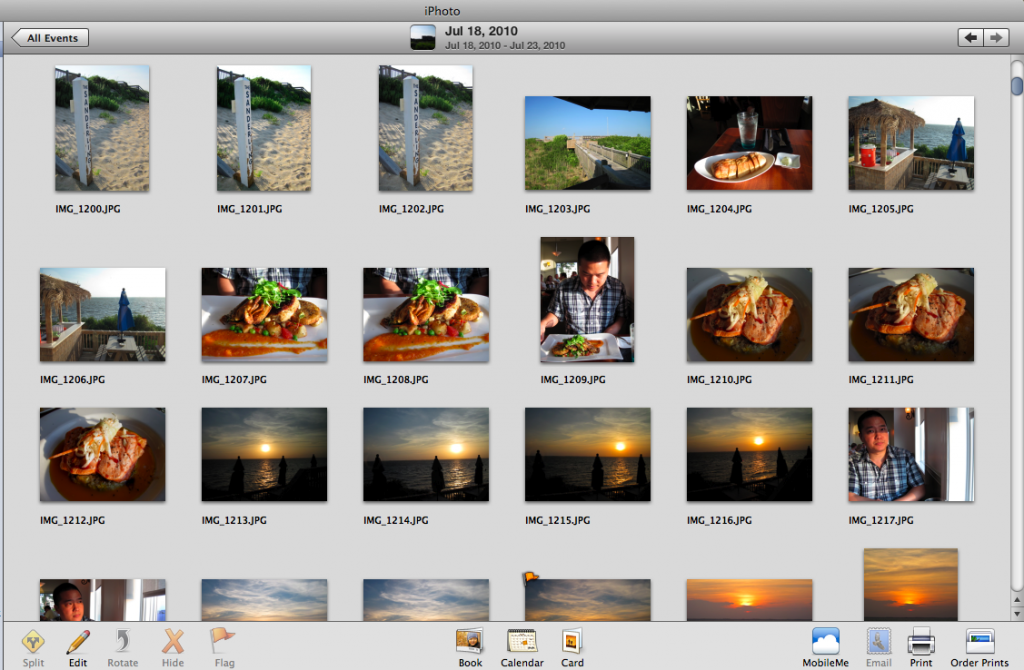 Photo Book Preparation