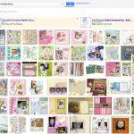 Googling for scrapbooking