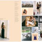 photo book layout inspiration