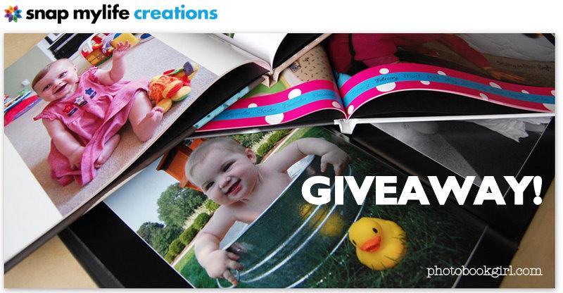 Photobookgirl giveaway