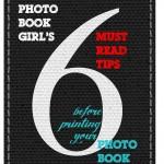 Final Photo Book Checklist