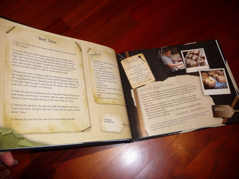 Mixbook photo paper review
