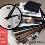 photo book in minutes