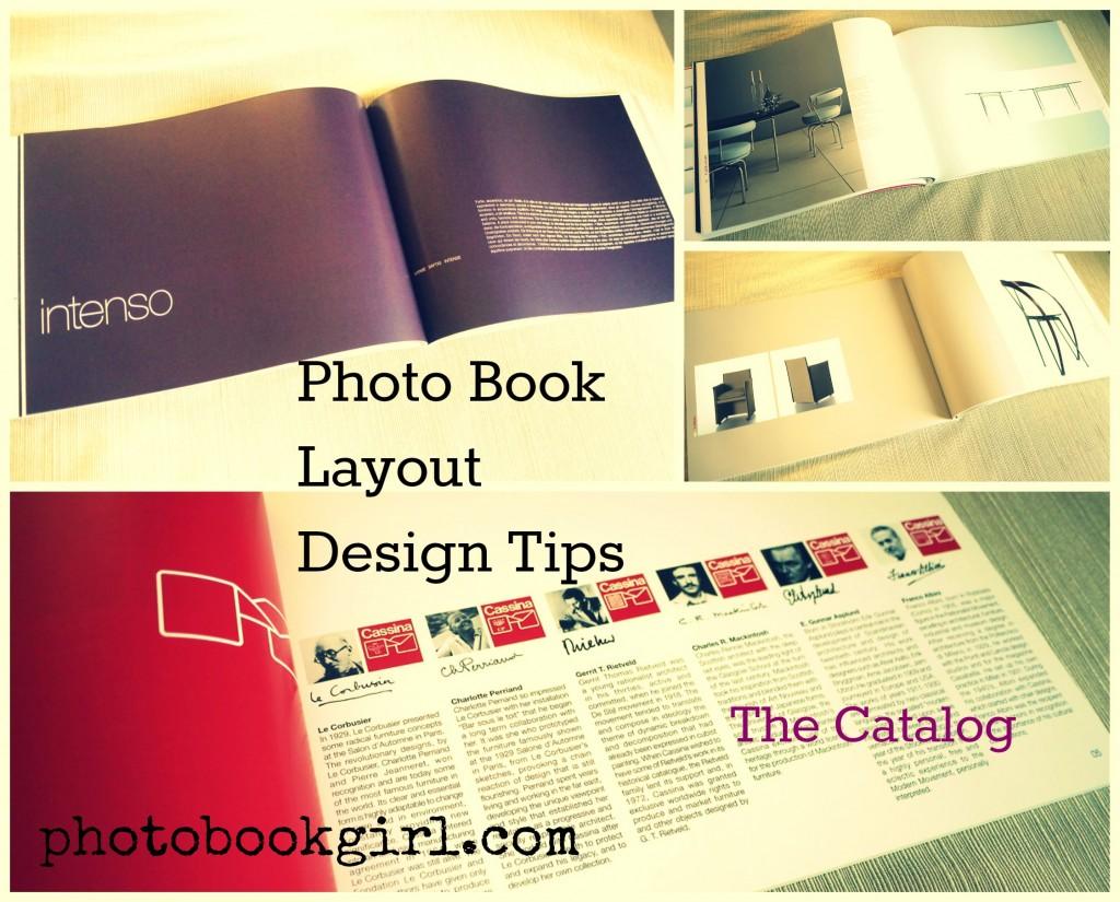 Photo Book Layout Design Inspiration The Catalog 2