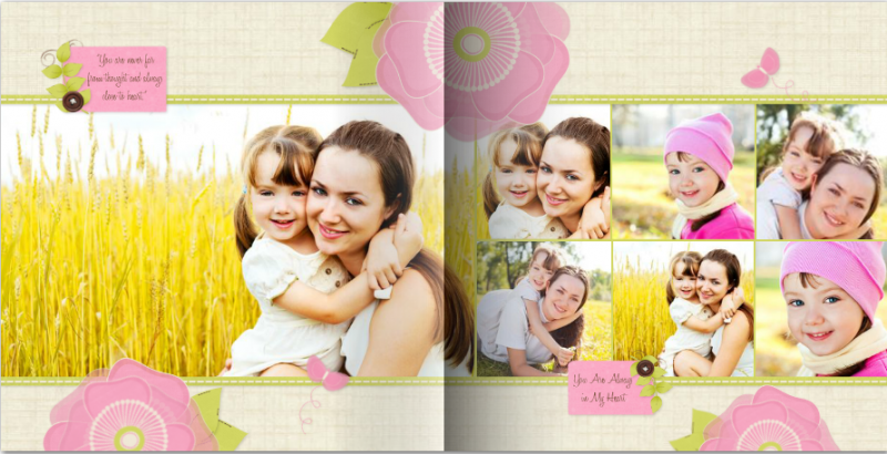 Mother's Day Florals by Mixbook