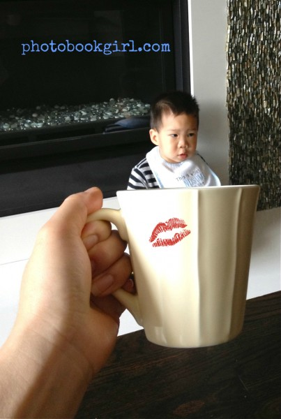 PBG baby mugging