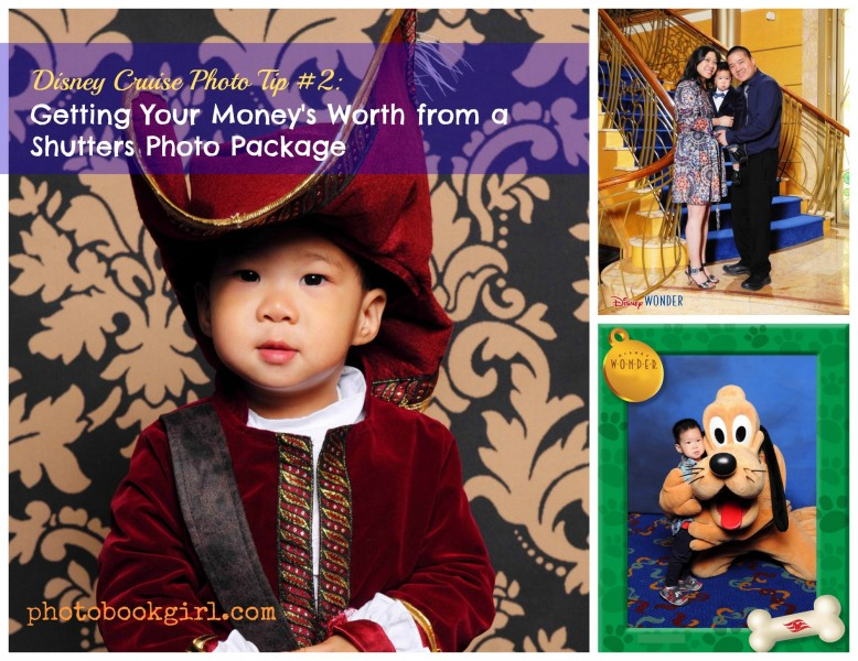 Disney Cruise Shutters Photo Packages