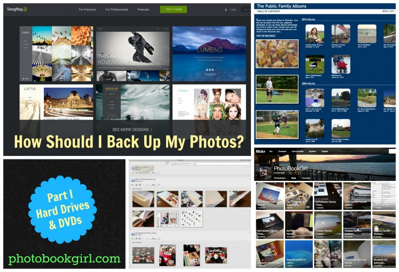 How to Backup Photos #1