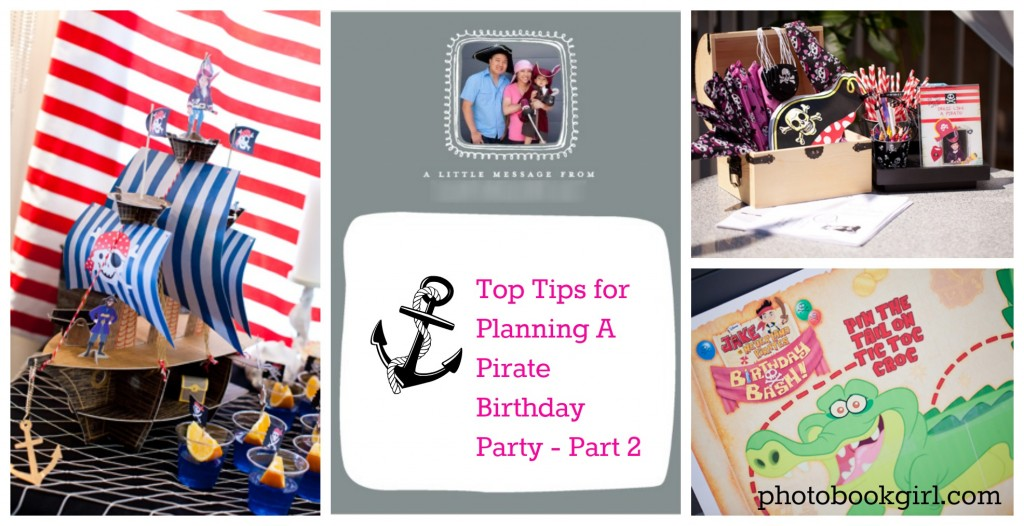 Part 2 Party Planning