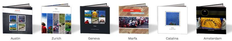 Blurb Designer Templates