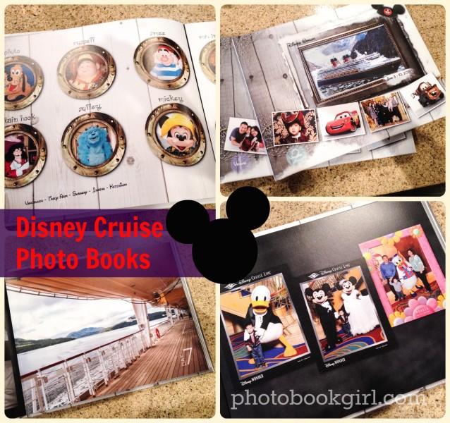 Disney Cruise Photo Books Title