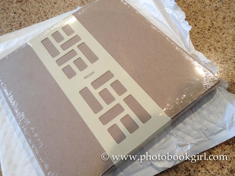 Mosaic photo book review 2014