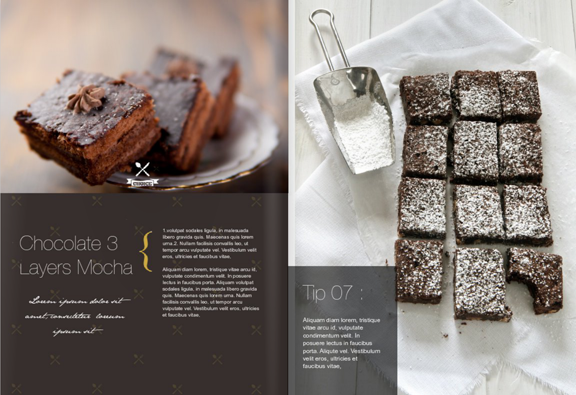 Food Magazine Cookbook