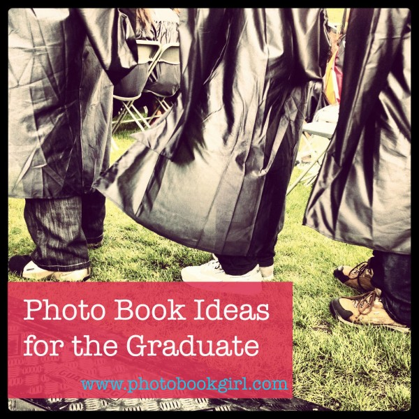 Graduation photo books