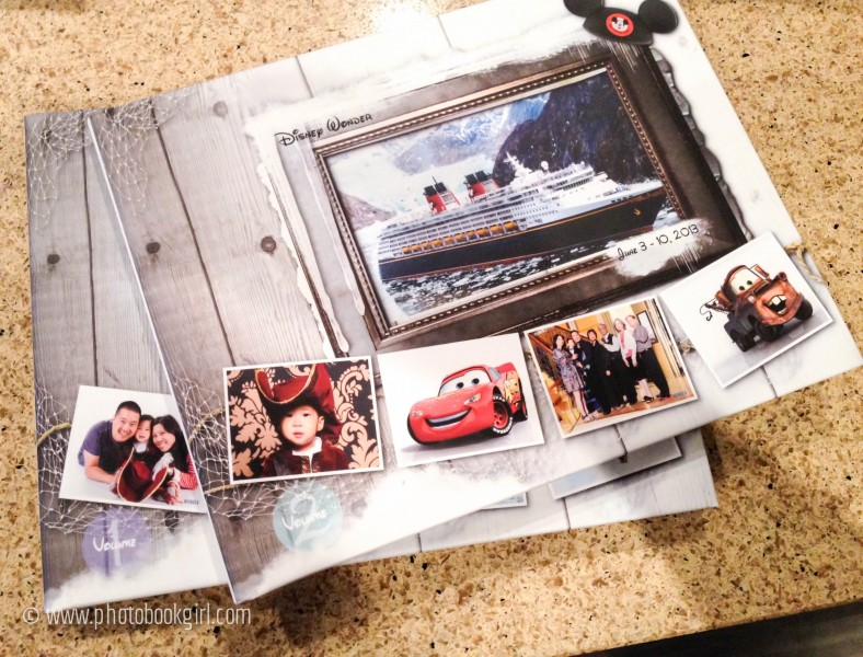 Disney Photo Book
