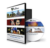 Disney PhotoPass Archive Disc