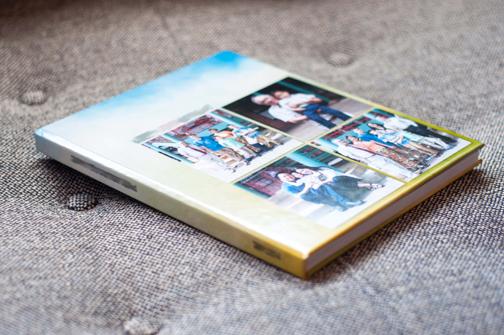 AdoramaPix lay flat photo book review