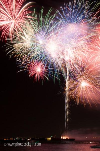 Chicago Navy Pier fireworks