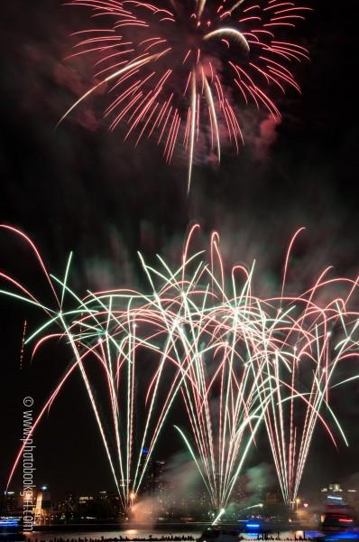 Navy Pier fireworks photobookgirl.com