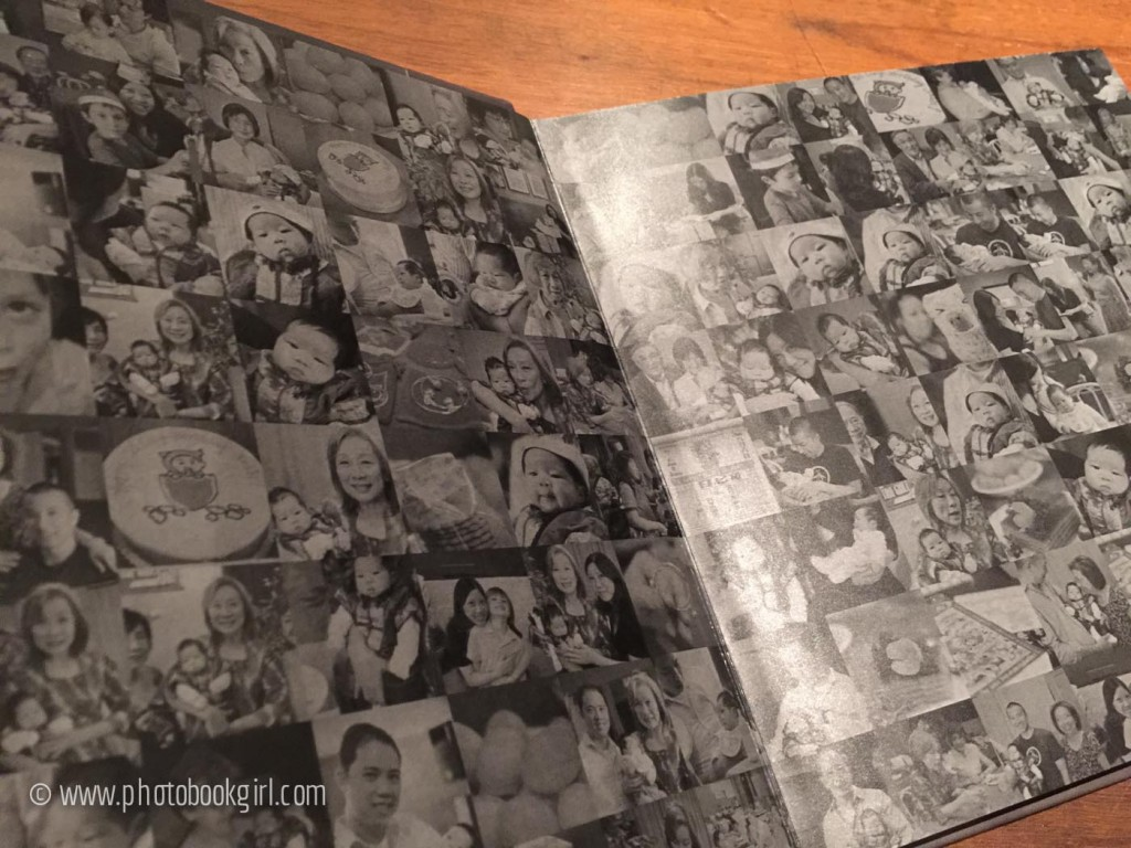 Montage photo book review