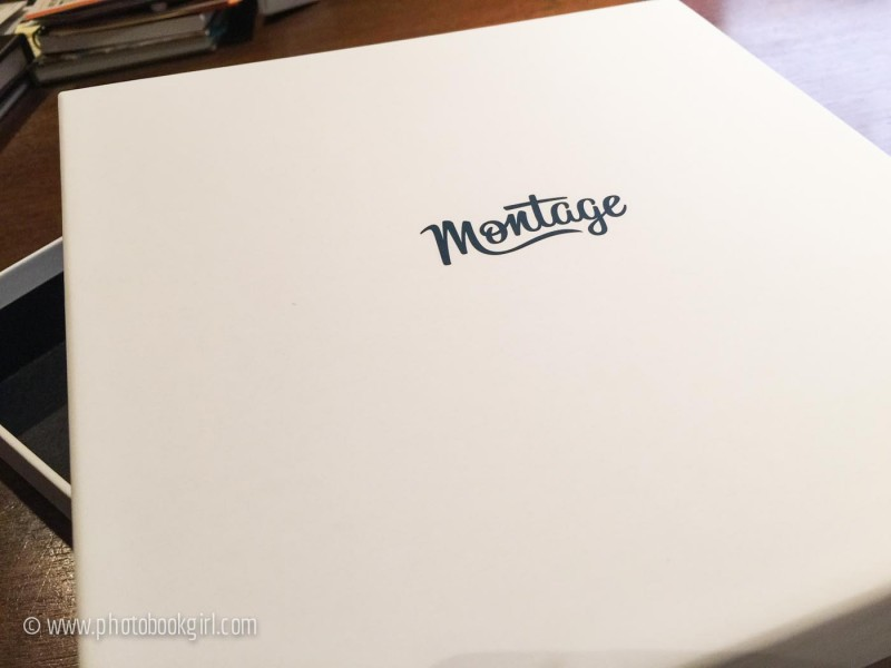 Montage lay flat photo book review