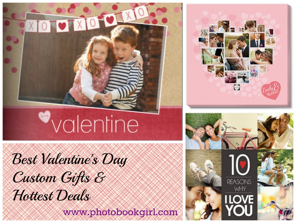 Vals Day Gifts 2015 Photo Book Girl