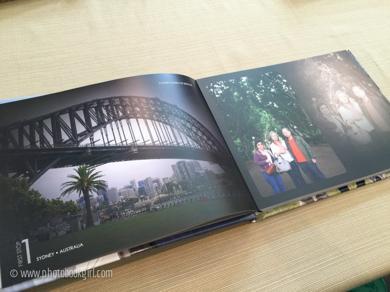 vacation photo books