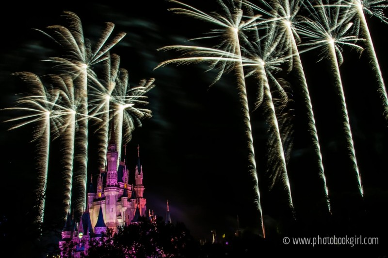 Walt Disney World Fireworks Photography