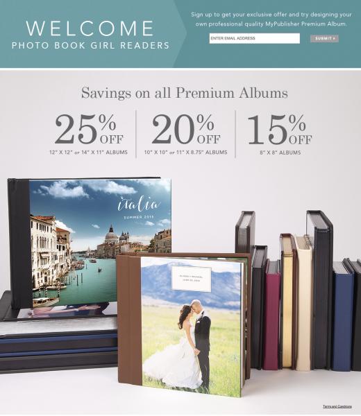 MyPublisher Photo Book Girl Flush Mount Album Sale