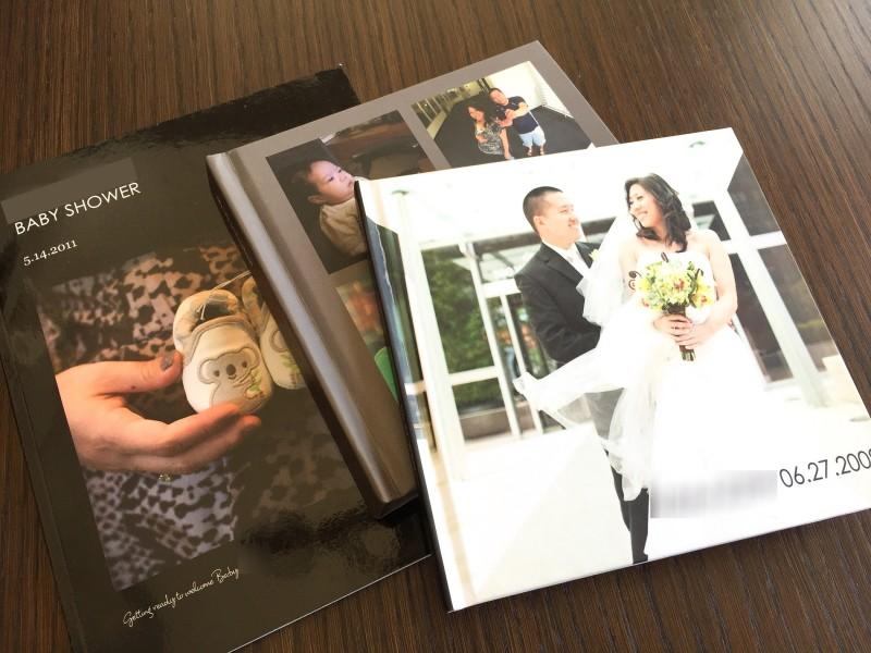 blurb photo book sizes