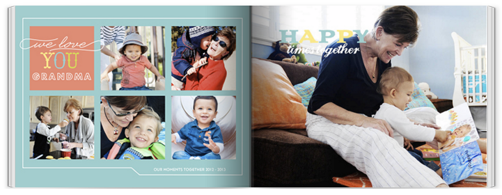 We Heart Grandparents - Shutterfly