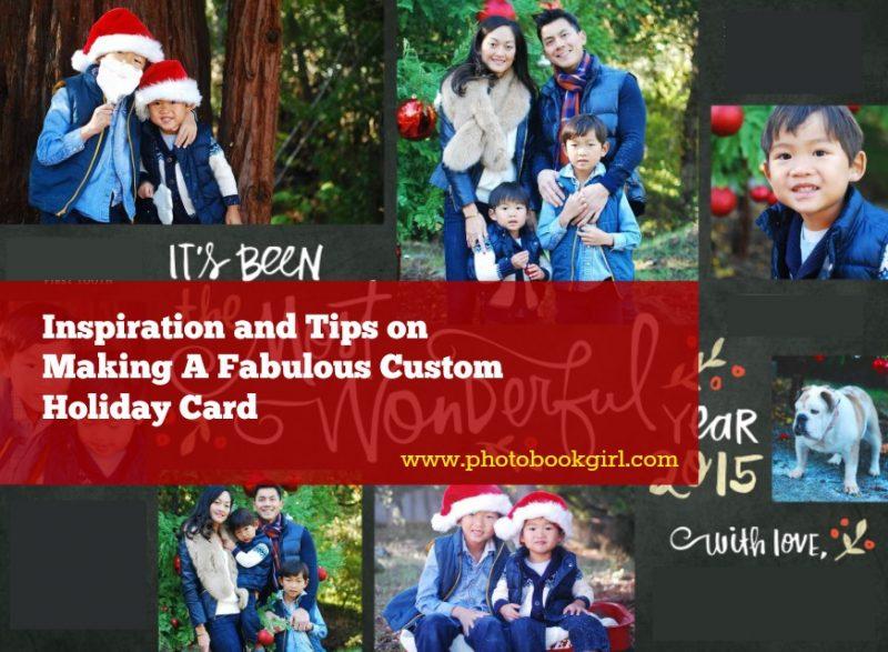 DIY Family Photo Shoot Custom Holiday Cards
