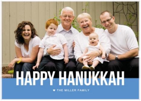 Hanukkah card adorama pix