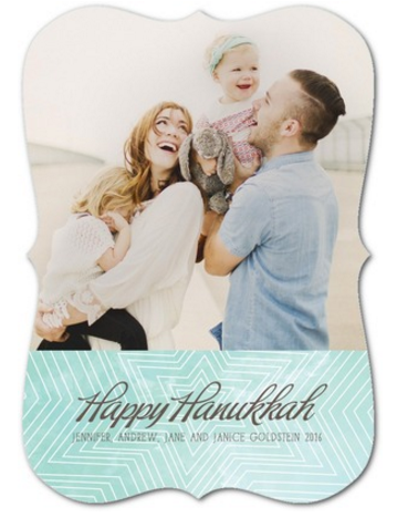 TinyPrints Hanukkah cards