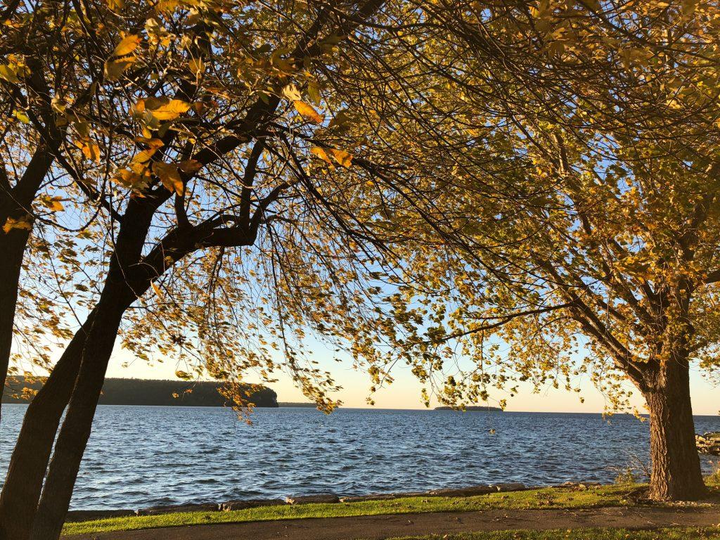 Fall foliage 2018 Wisconsin